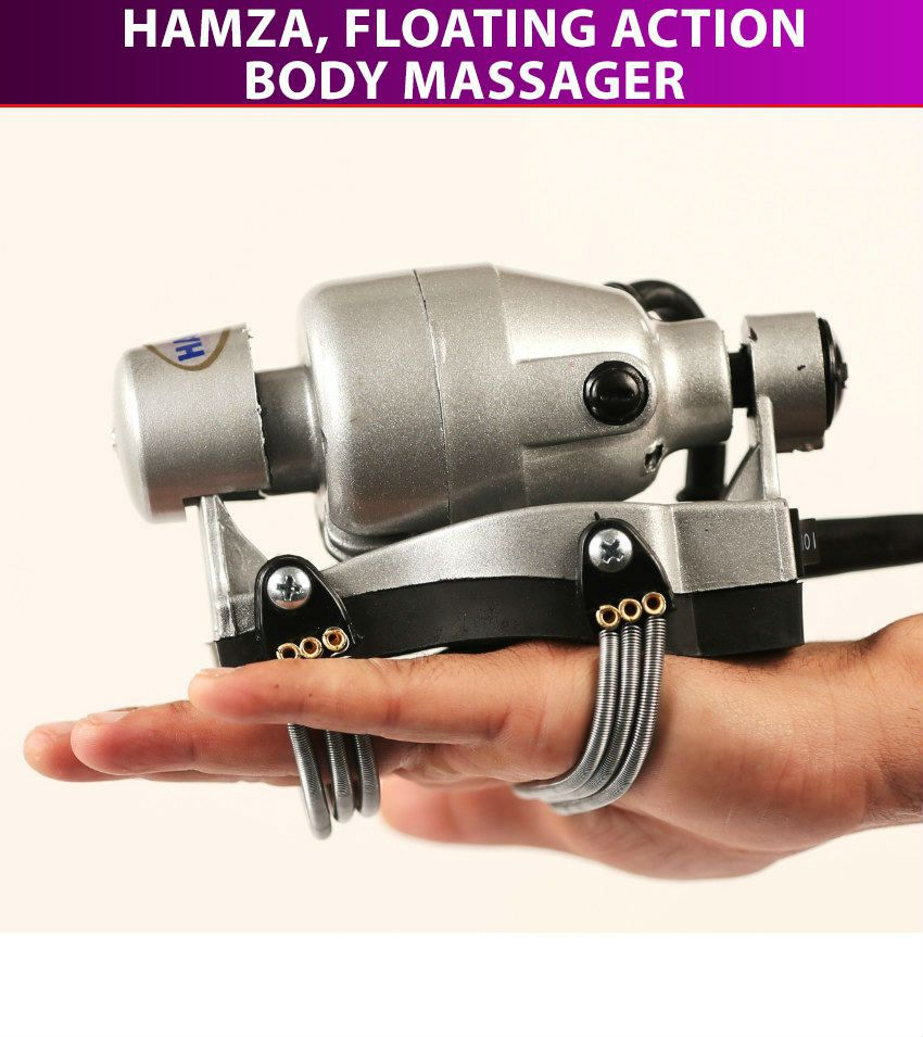 Kemtech Hamza Powerful Floating Action Body Massager