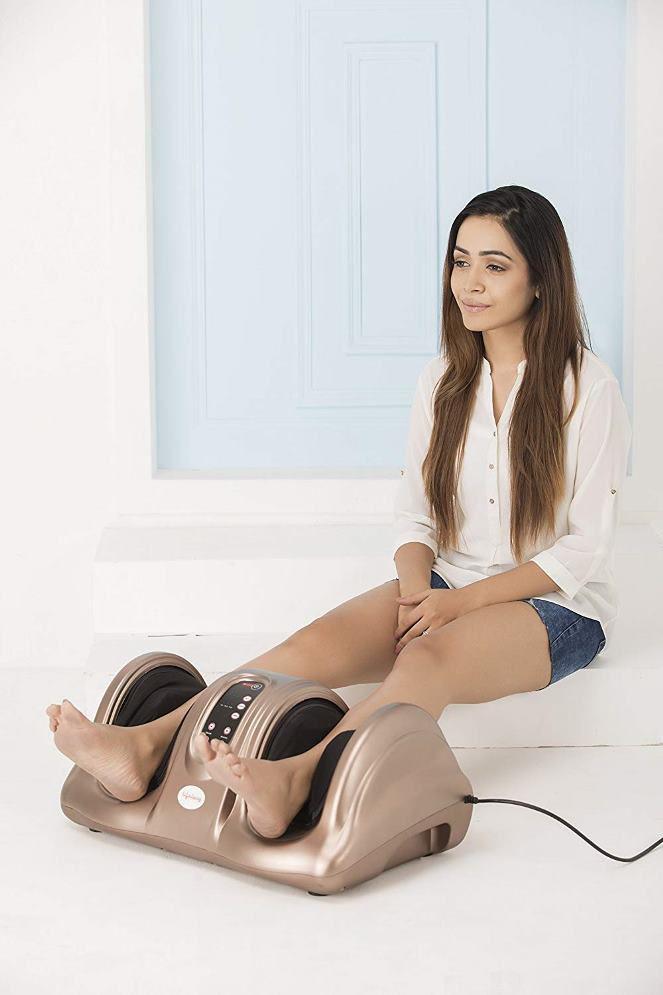 Lifelong LLM81 Foot Massager, Brown: Buy Lifelong LLM81 Foot Massager,  Brown at Best Prices in India - Snapdeal