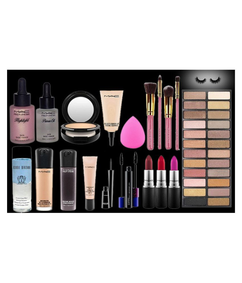 Mac Professional Wedding Beauty's Combo Makeup Kit ml: Buy Mac Professional Wedding Beauty's Combo Makeup Kit ml at Best Prices in India - Snapdeal