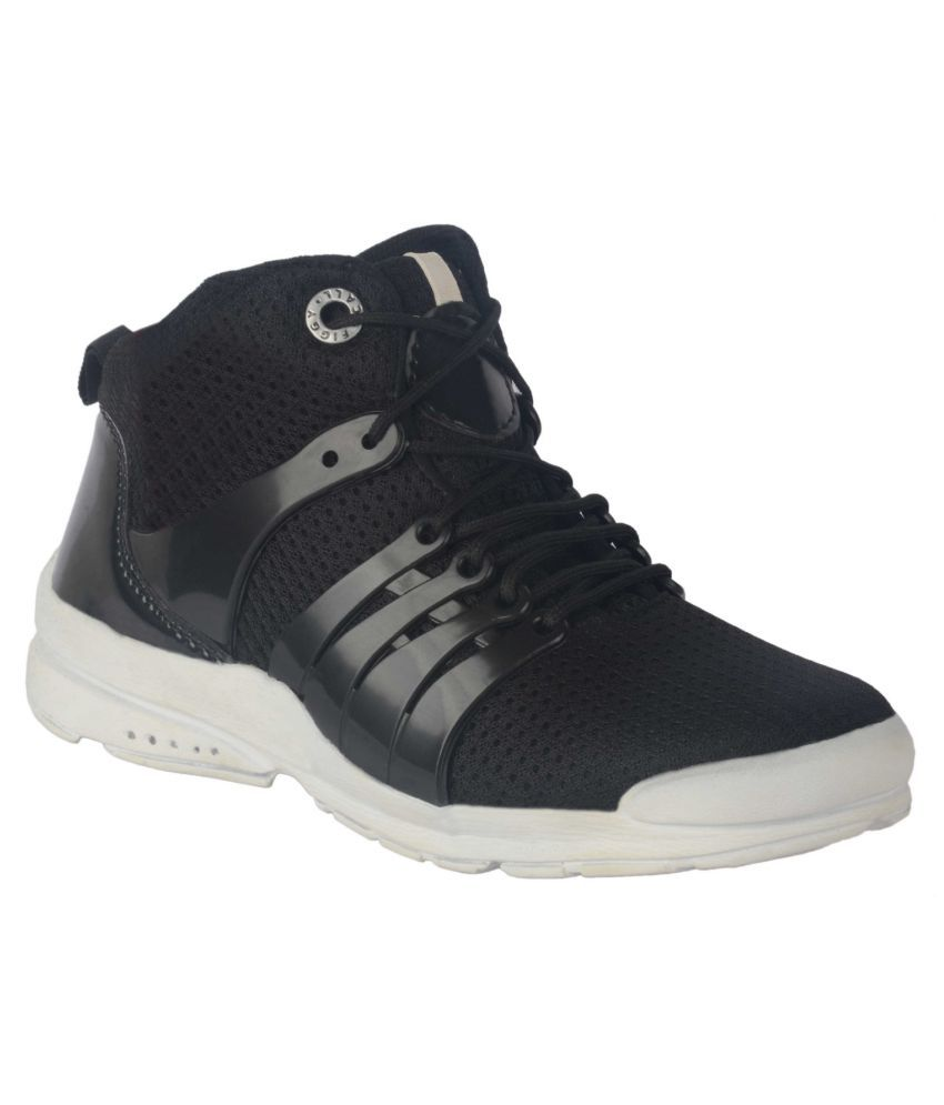 Port Black Casual Boot