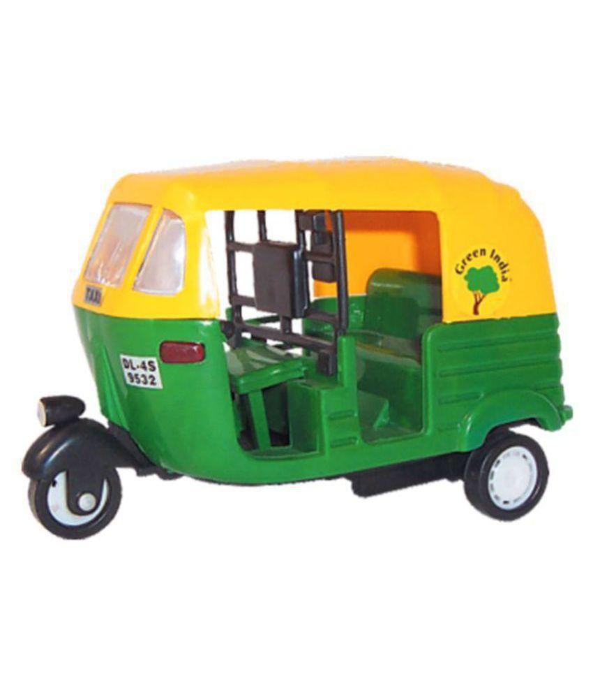 MR ENTERRPISE NEW Centy Pull Back CNG Auto Rickshaw