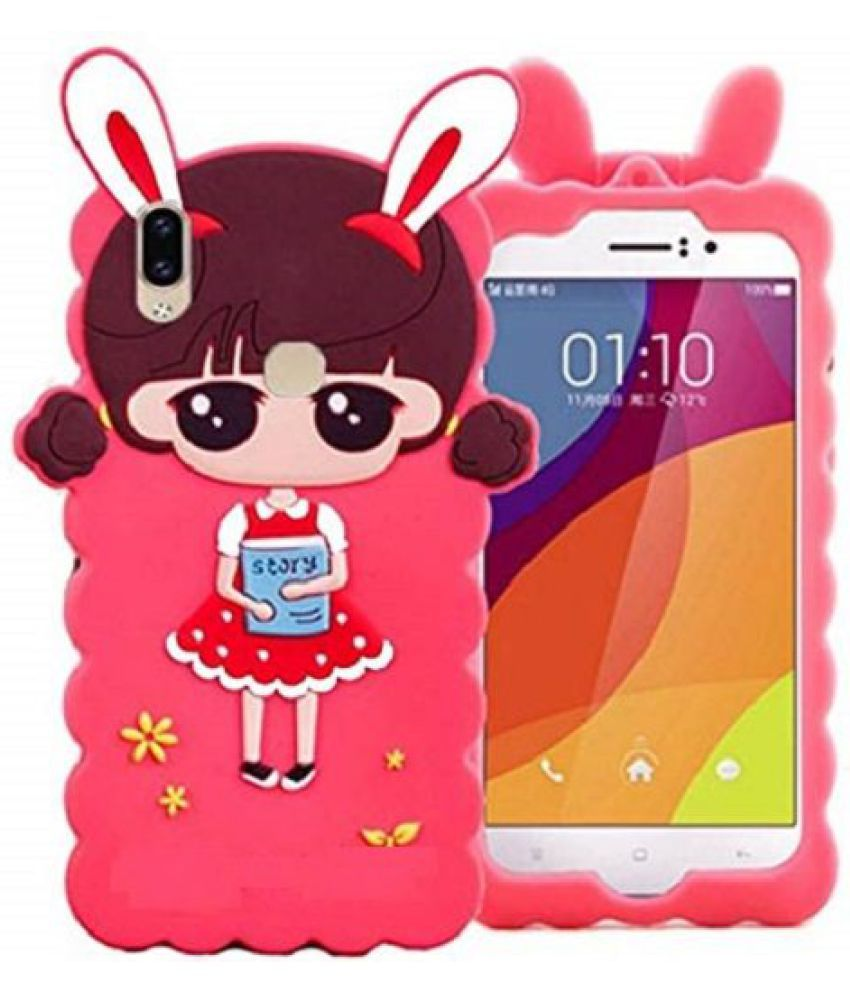 sale retailer 2a7be 54b23 Xiaomi Redmi Note 5 Pro 3D Back Covers By Doyen Creations Girl Kitty