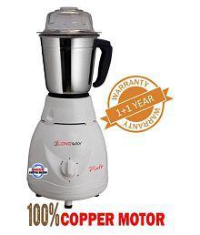 LONGWAY PLUTO 1 500 Watt 1 Jar Mixer Grinder