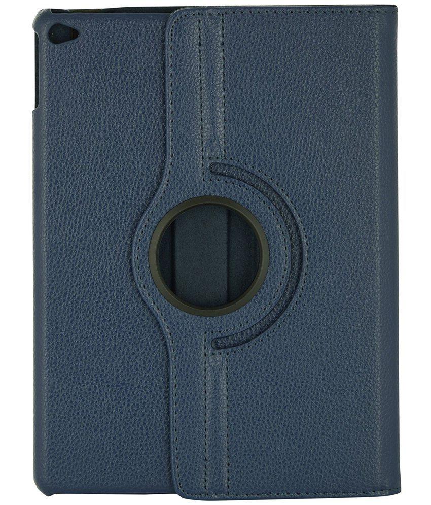Apple iPad Air 2 Flip Cover By San Pareil Blue