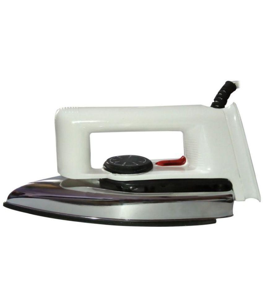 Optimus Ph Slick 750W Dry Iron White