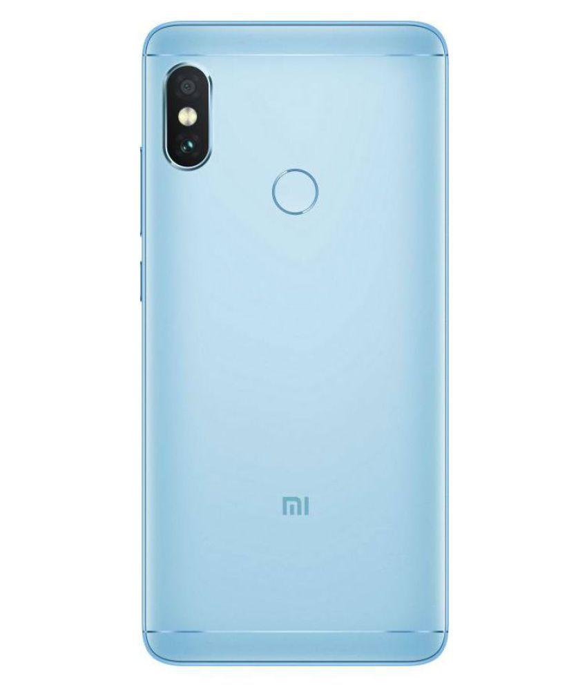 Redmi Note 5 Pro 4 ( 64GB , 4 GB ) Blue