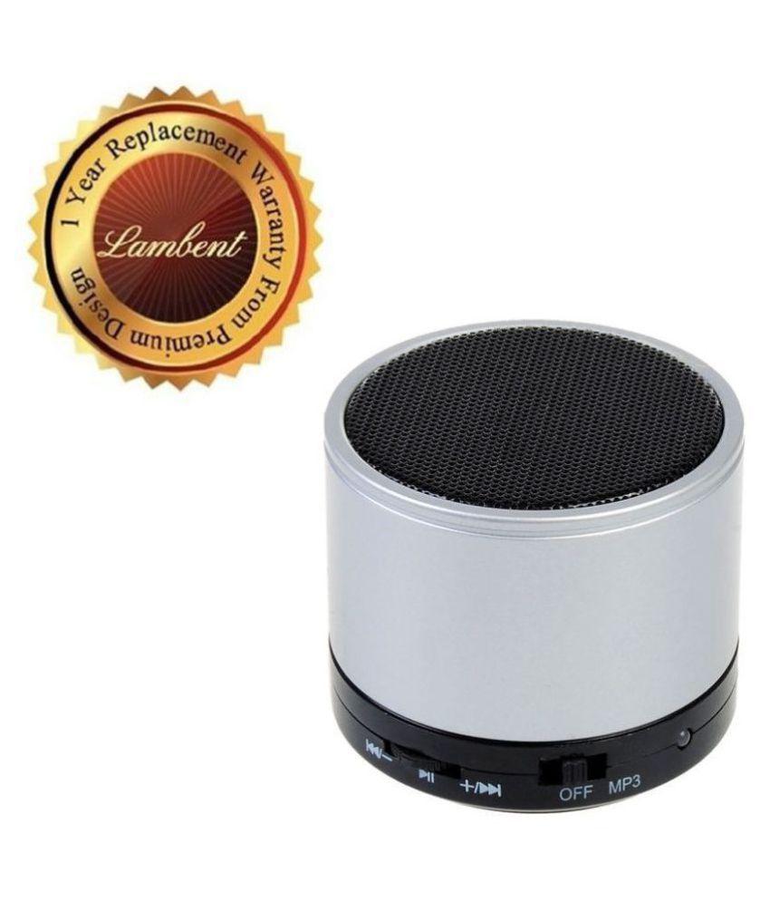 Lambent S10 Bluetooth Speaker