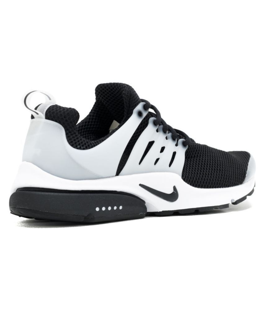 28396a8cf836e Nike AIr Presto Black Running Shoes - Buy Nike AIr Presto Black ...