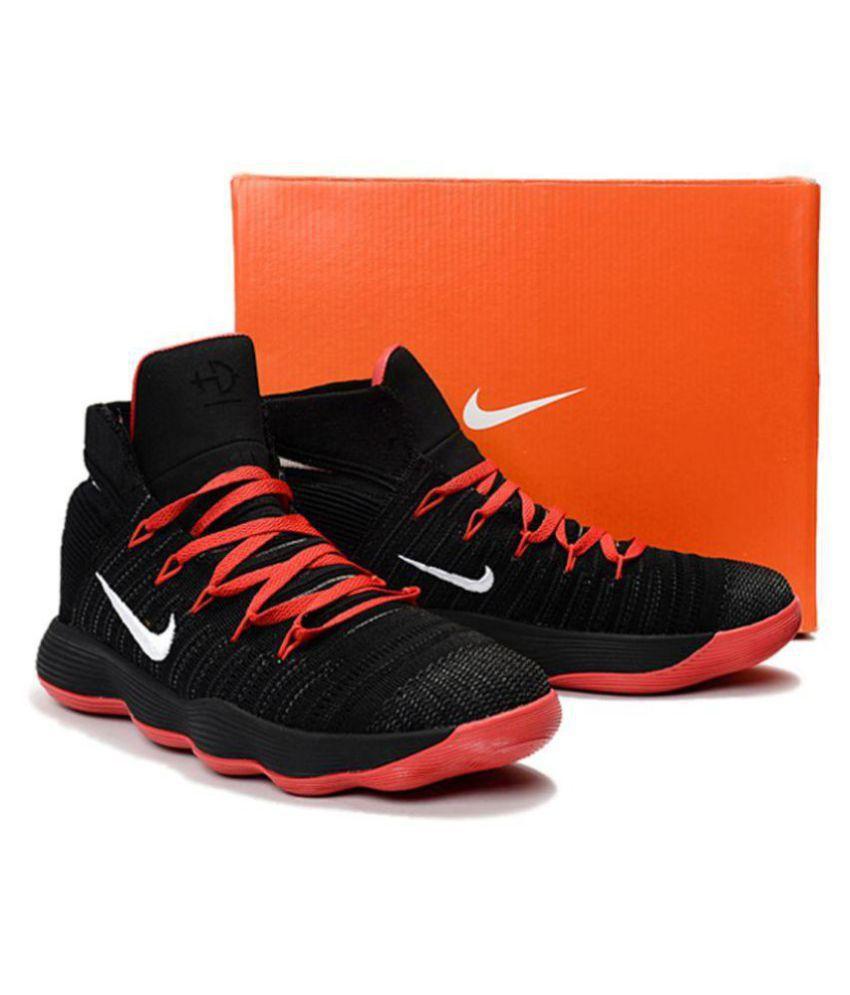 428a13b44f44 Nike Hyperdunk 2017 Black Basketball Shoes - Buy Nike Hyperdunk 2017 ...