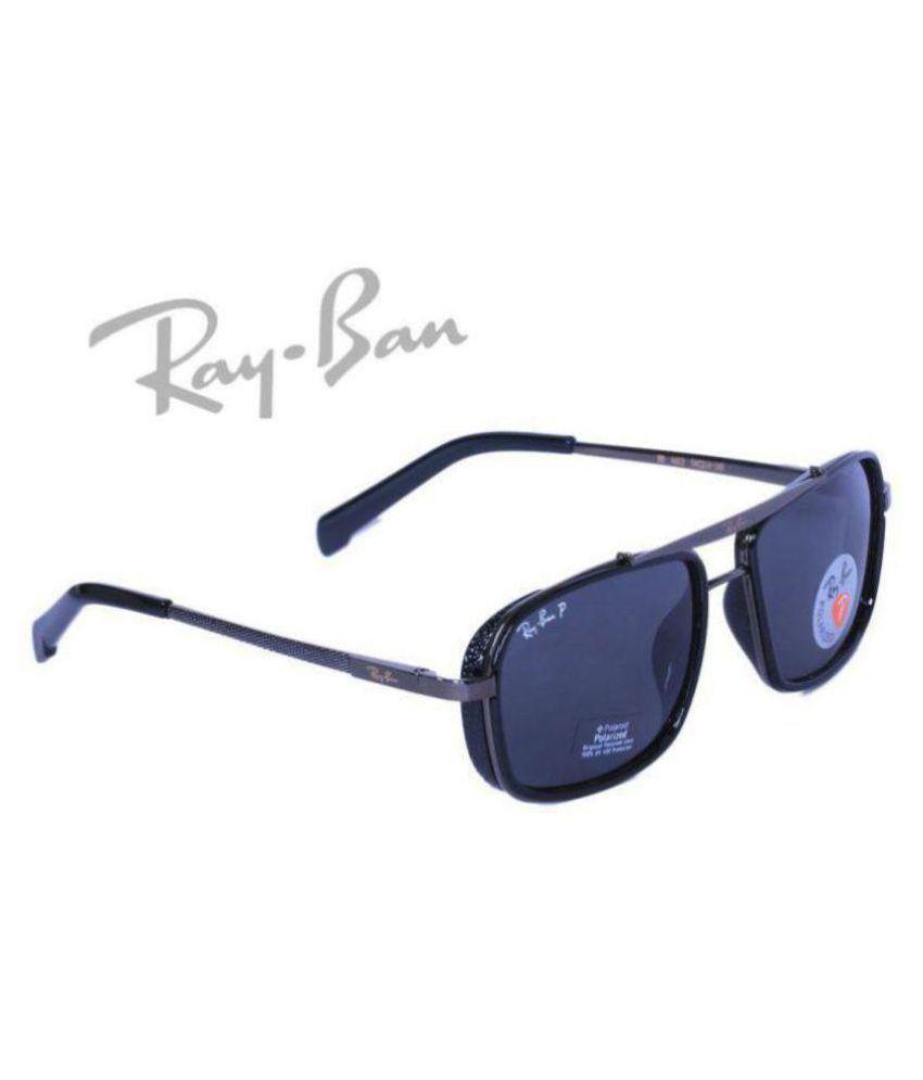 Ray Ban Classic Black Aviator Sunglasses Rb 4414