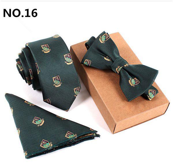 Kamalife Multi Printed Polyester Necktie