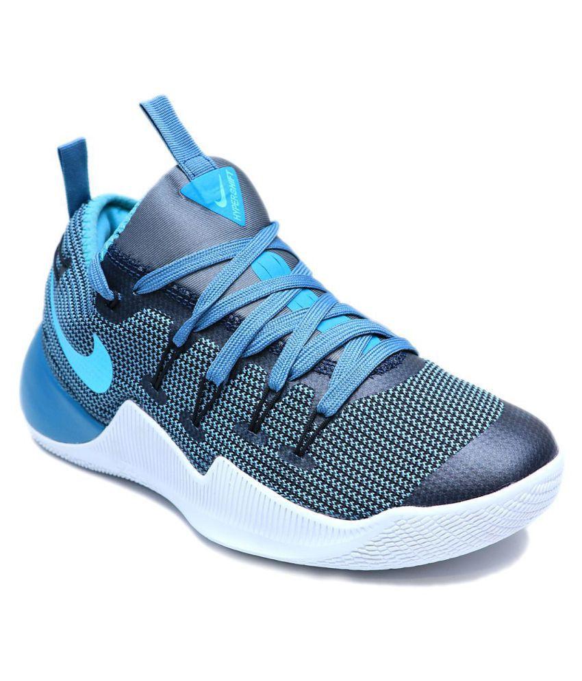 d4bdd7479a9c ... closeout nike 2018 hypershift tb sky blue basketball shoes 1da51 2f0d1