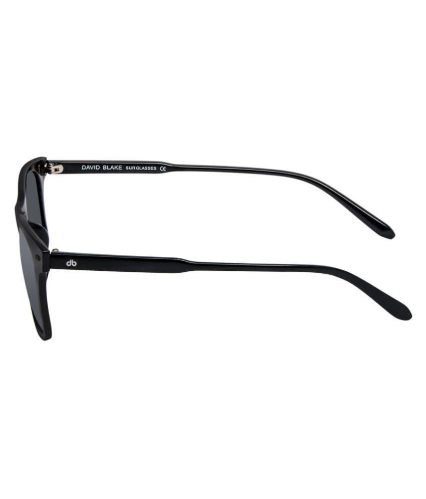 431f0c4fd767 David Blake Black Wayfarer Sunglasses ( SGDB1284 ) - Buy David Blake ...
