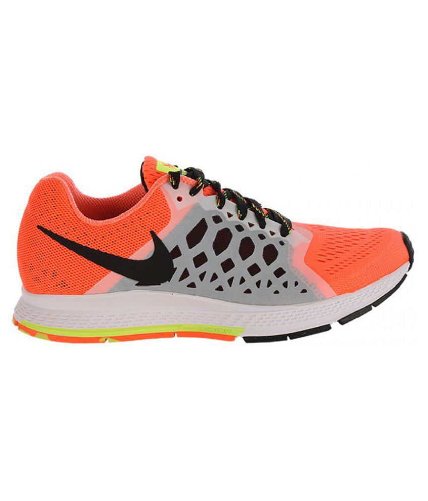 4b4973a99948 Nike Zoom Pegasus 31 Orange Running Shoes - Buy Nike Zoom Pegasus 31 Orange Running  Shoes Online at Best Prices in India on Snapdeal