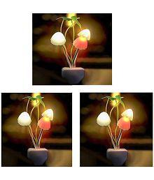 Bentag Night Lamp Multi - Pack of 3