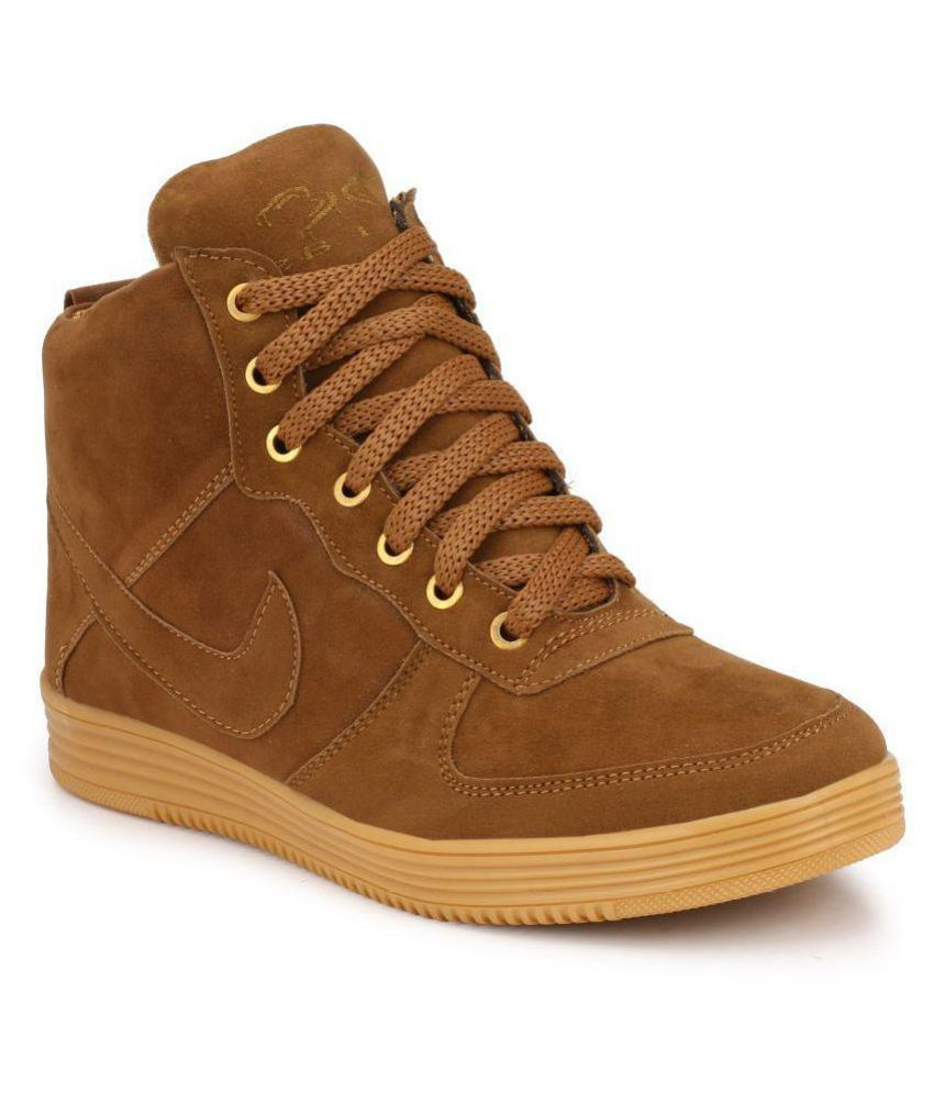 BB LAA Camel Casual Boot