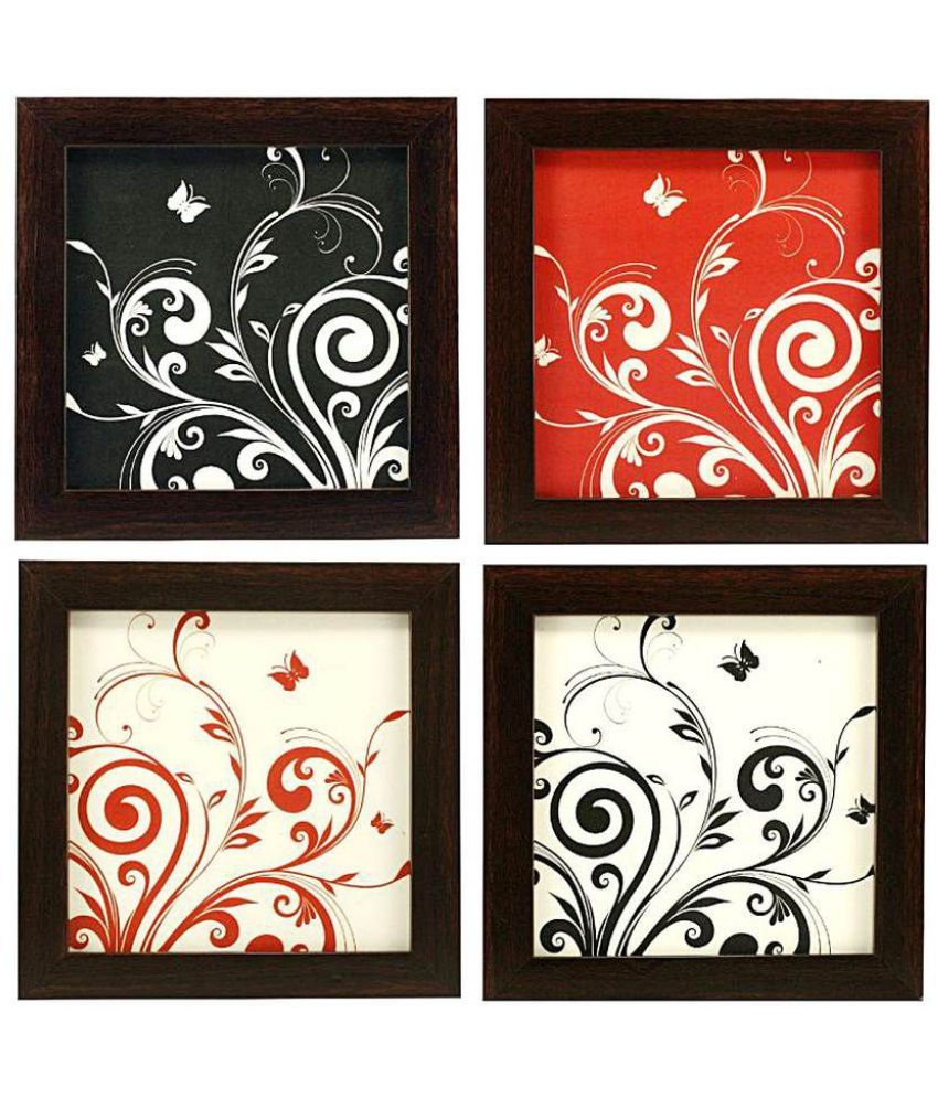 Indianara MDF Painting With Frame