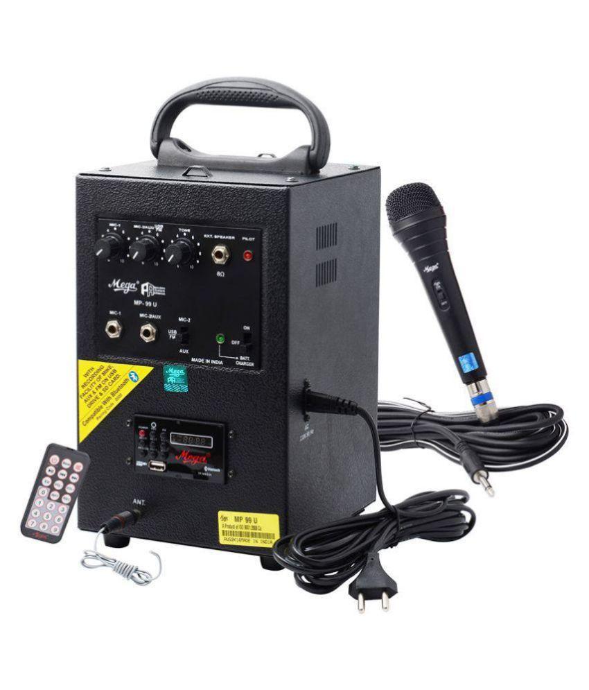 Mega MEGA MP-99U (USB) PA System