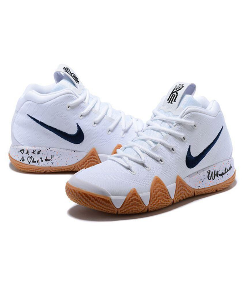 Nike Kyrie Irving 4 Uncle Drew White