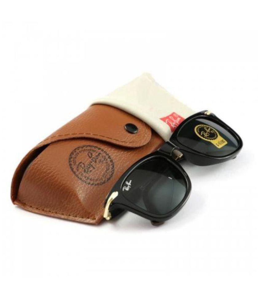 ec6a225668 Ray Ban Avaitor Black Wayfarer Sunglasses ( RB 2148 ) - Buy Ray Ban ...