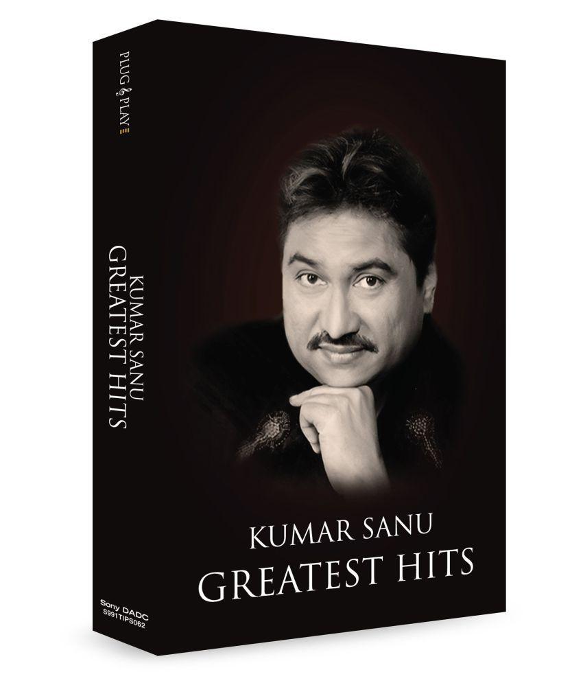 KUMAR SANU - GREATEST HITS - USB ( Music Card )- Hindi