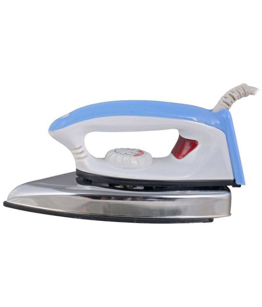 Optimus Stylo 750W Light Weight Dry Iron Multicolour