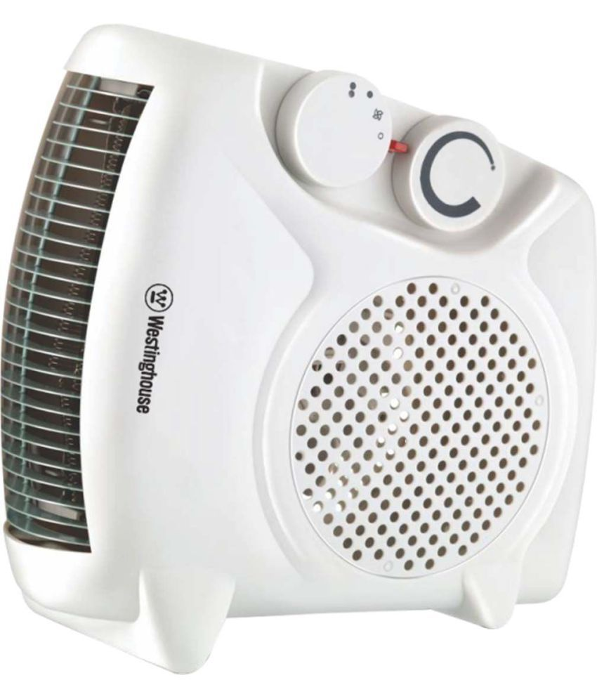 Westinghouse 2000 Fh 510 Westinghouse Fan Heater Room Heater White