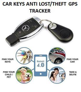 Wireless Bluetooth 4 0 Car Anti-lost/Theft Alarm Device GPS