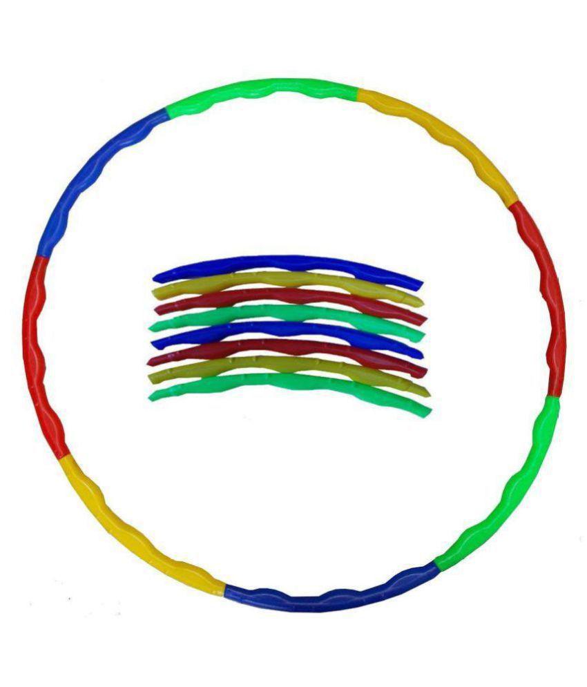 new toy chehar enterprise Latest Multicolour Hula Hoop