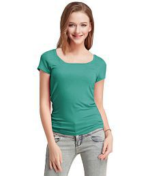 faf1e681108 Women s Tees   Polos  Buy T-shirts for Women Online at Best Prices ...