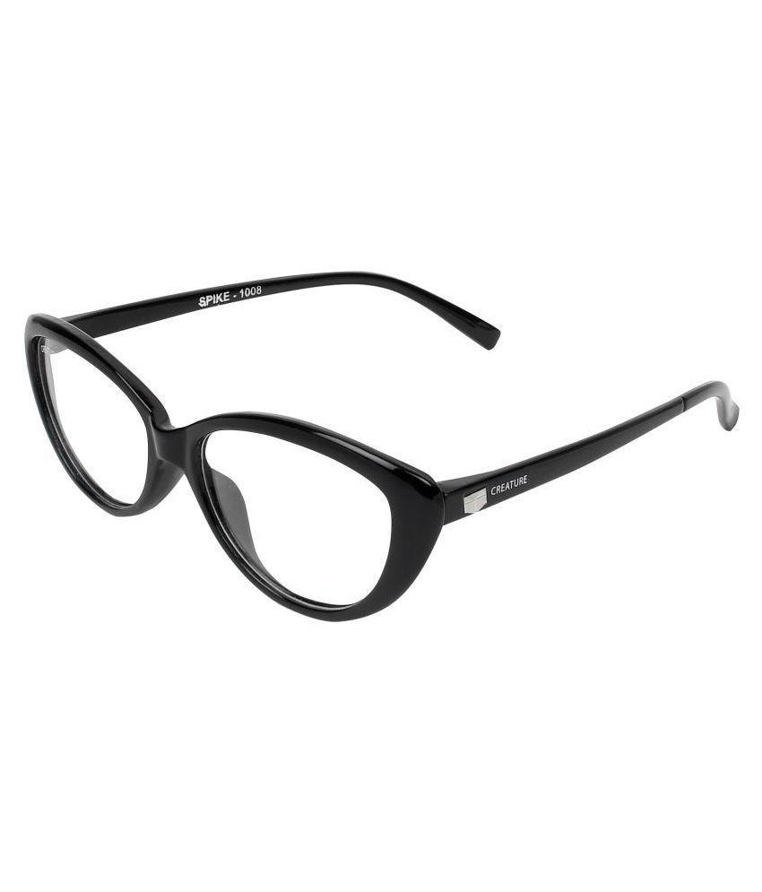 Creature - Clear Cat Eye Sunglasses ( SUN-132 )