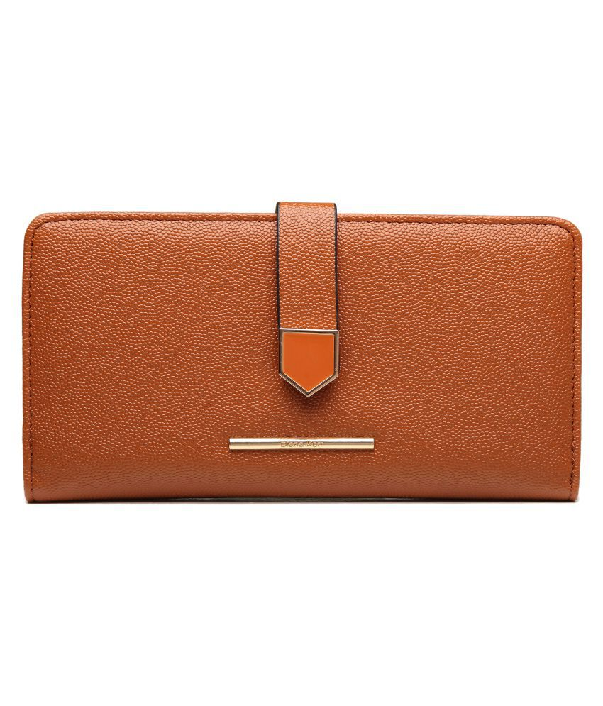 Diana Korr Brown Wallet