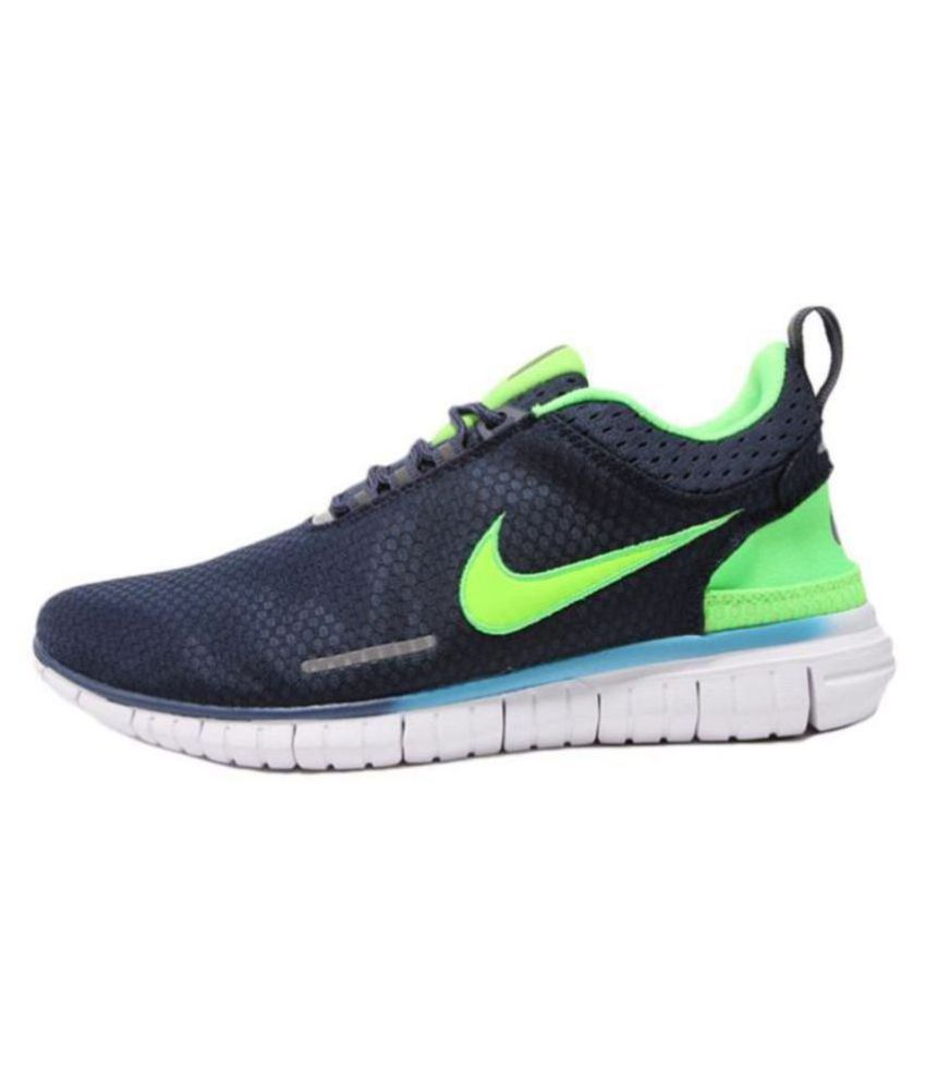 8e346028d419 Nike Free OG Breeze Blue Running Shoes - Buy Nike Free OG Breeze ...