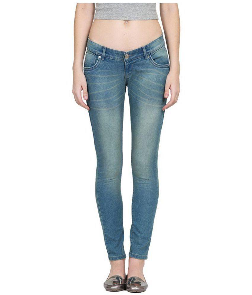 Trend Arrest Denim Jeans - Blue