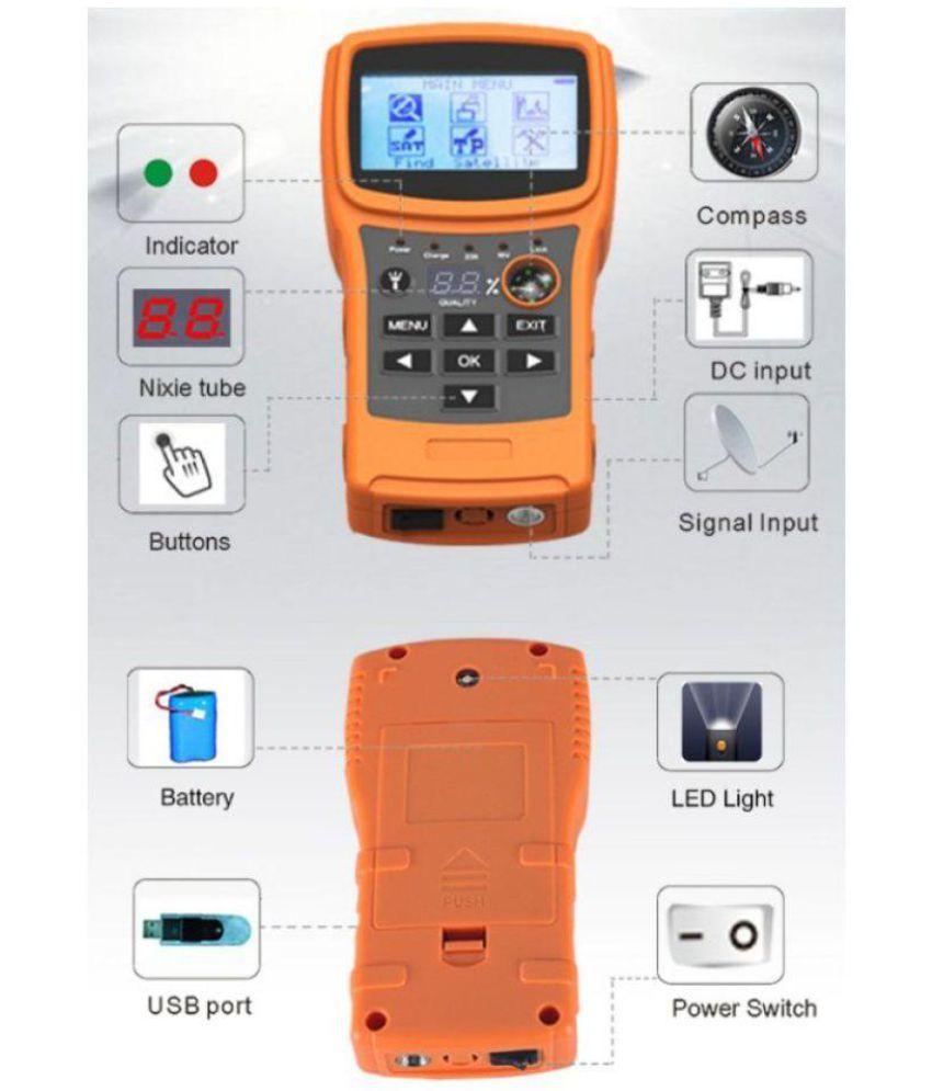 Buy Divinext SF-700 Digital Satellite Finder Spectrum