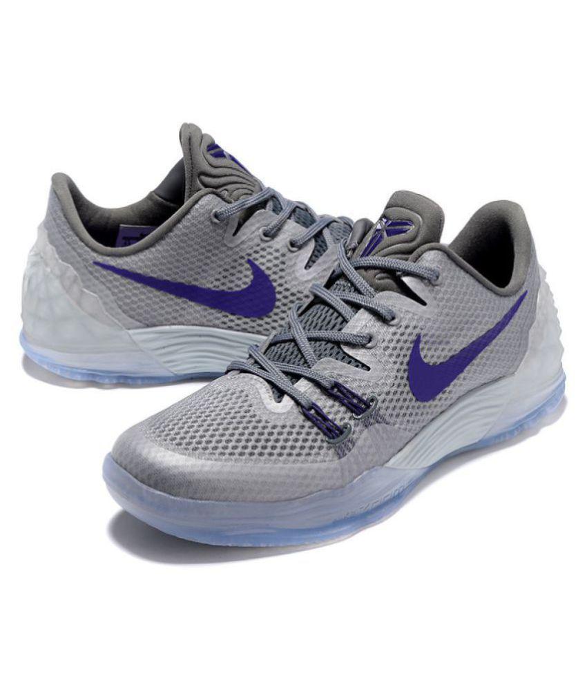 c925205f8c9 Nike Zoom Kobe Venomenon 5 EP Limit Gray Basketball Shoes - Buy Nike ...