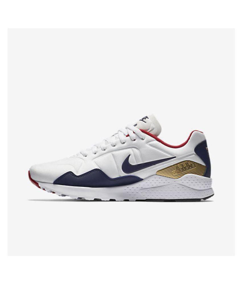94623d440515 Nike Nike Air Zoom Pegasus 2 White White Running Shoes - Buy Nike ...