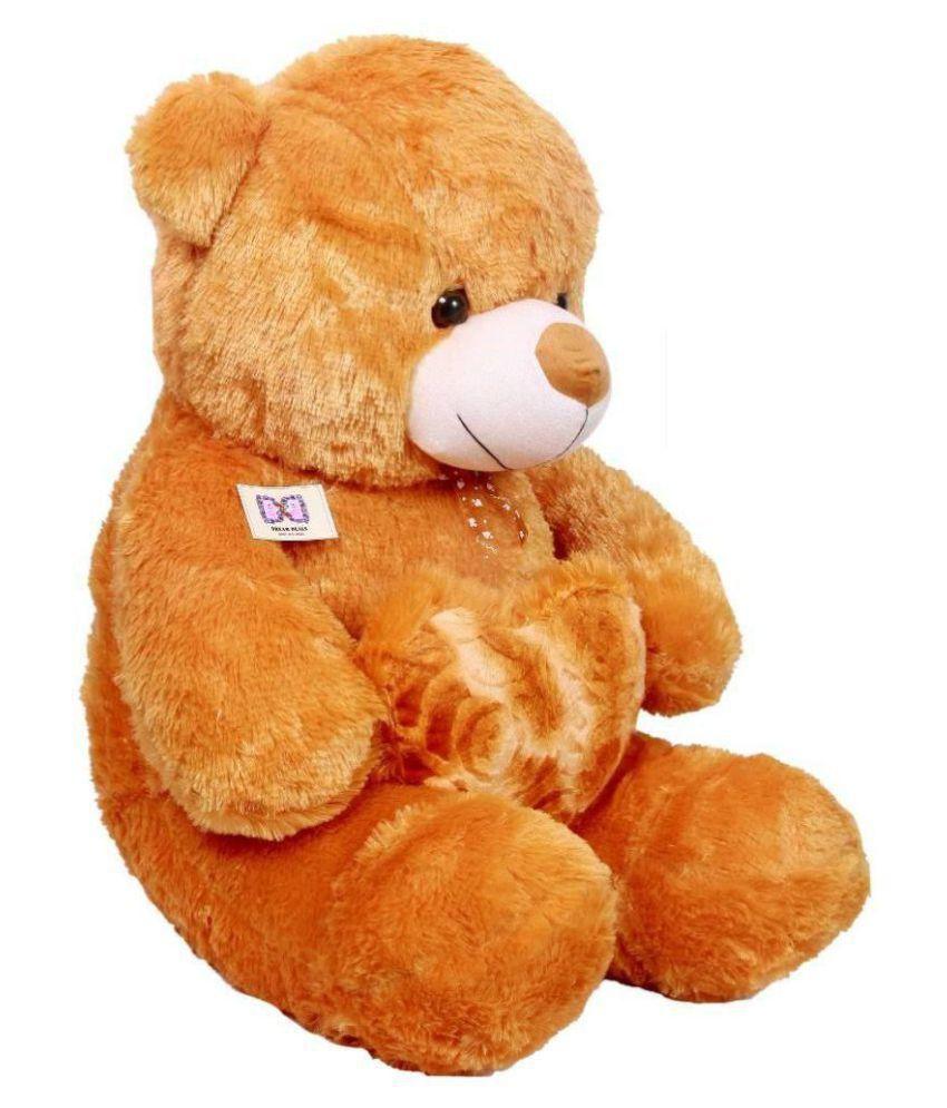5 feet teddy bear,love,gift,velentine day,girlefriend,for kids,chrismas,big