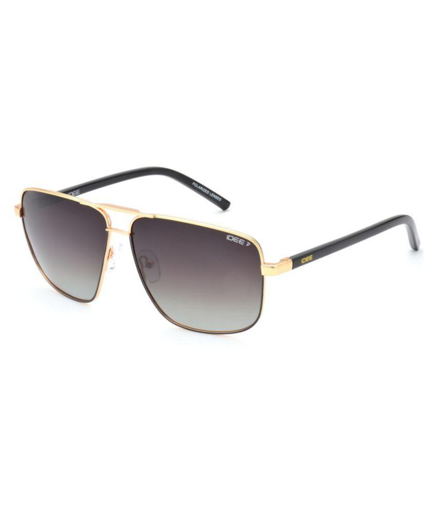 2b2cac0c2f3 Idee Golden Square Sunglasses ( IDEE 2222 C1P ) - Buy Idee Golden Square  Sunglasses ( IDEE 2222 C1P ) Online at Low Price - Snapdeal
