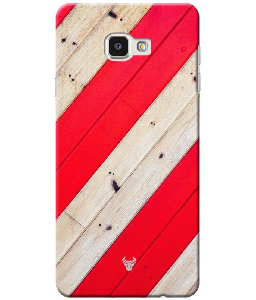 Samsung Galaxy A9 Pro Printed Cover By Robobull