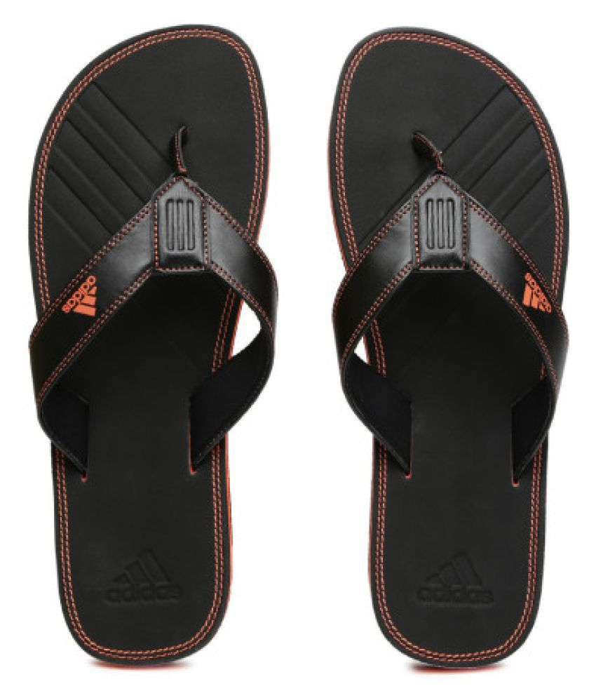 8d15c9db7de2 Adidas BRIZO 4.0 MS Black Thong Flip Flop Price in India- Buy Adidas BRIZO  4.0 MS Black Thong Flip Flop Online at Snapdeal