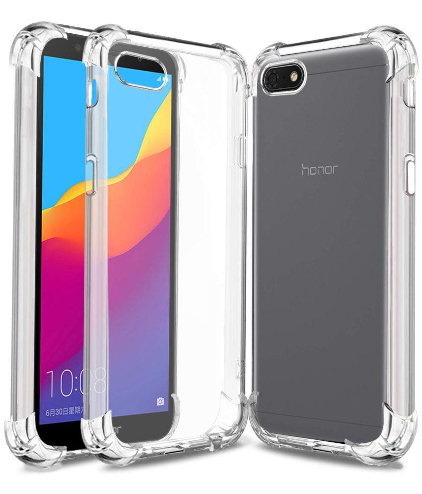 Honor 7S (Play 7) Shock Proof Case Bracevor - Transparent