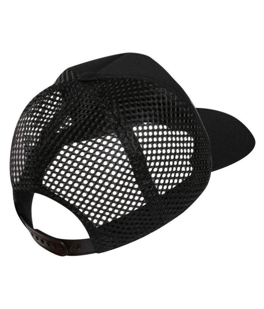 82febc954c8 Reebok Black Men s Cap  Buy Online at Low Price in India - Snapdeal