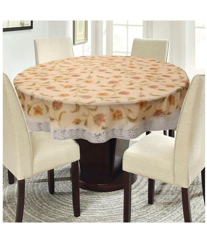 f3e6e8ed4 E-Retailer 6 Seater PVC Single Table Covers - Buy E-Retailer 6 Seater PVC  Single Table Covers Online at Low Price - Snapdeal