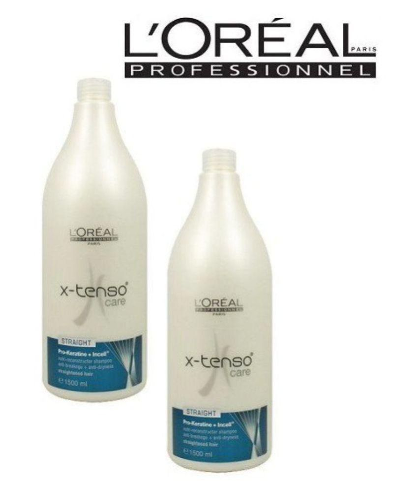 L'Oreal Professionnel X - Tenso Care Smoothing Shampoo 3 l