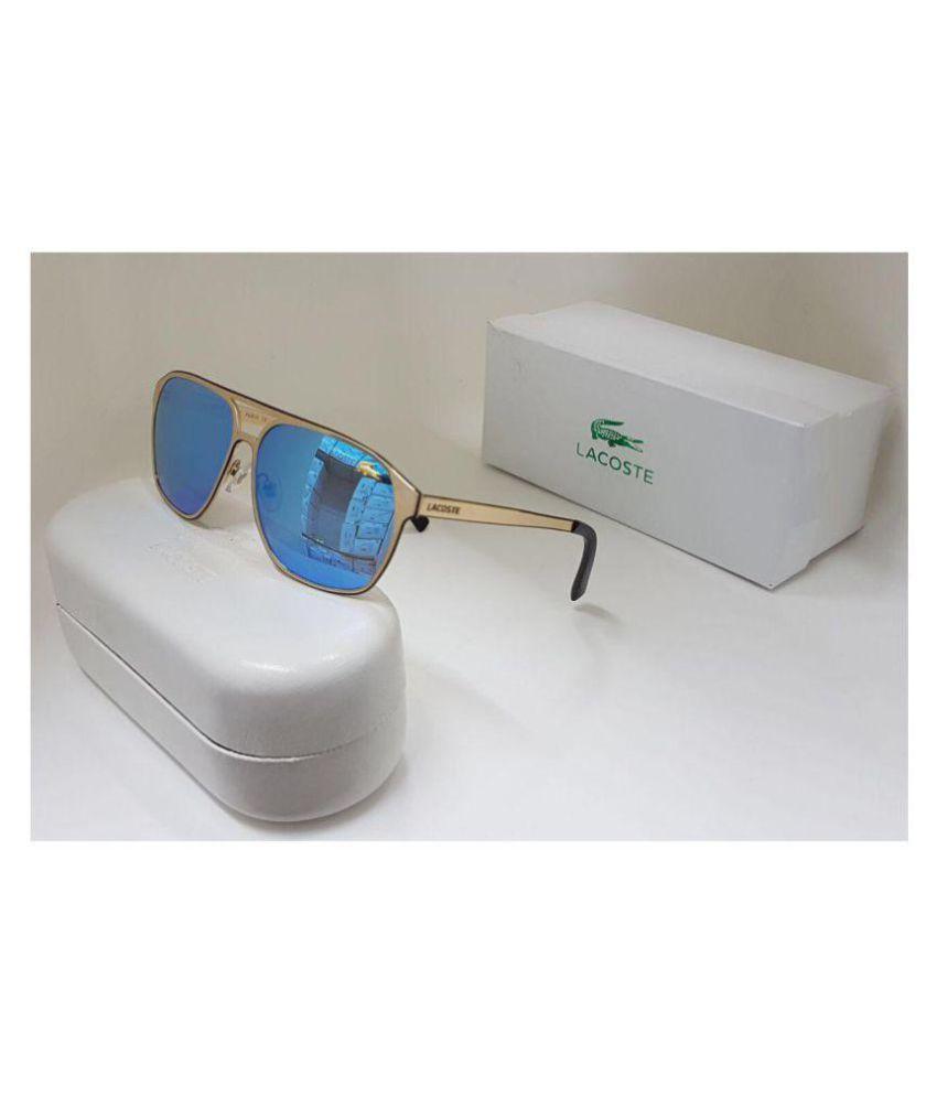 lacoste sunglss blue square sunglasses l134 buy lacoste rh snapdeal com