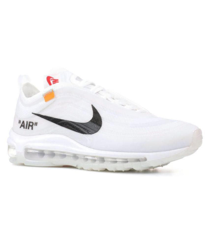 finest selection 49793 06588 Nike Air Max 97 Off-White x 2019 LTD White Running Shoes