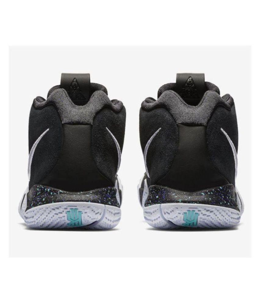 reputable site 26d26 07f94 Nike Nike Kyrie 4 Black-White Lifestyle Black Casual Shoes