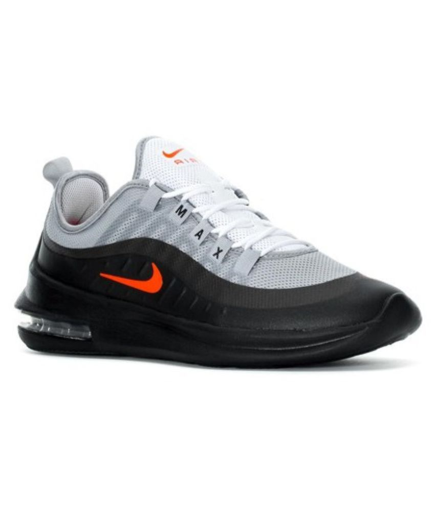 dfc7f033a5 Nike Air Max Axis 2018 Grey Running Shoes - Buy Nike Air Max Axis 2018 Grey Running  Shoes Online at Best Prices in India on Snapdeal