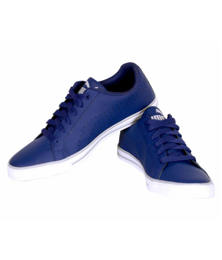 0a8306d36a4606 Puma Lifestyle Blue Casual Shoes - Buy Puma Lifestyle Blue Casual Shoes  Online at Best Prices in India on Snapdeal